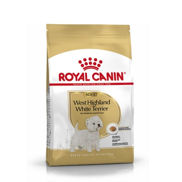 слика од Храна за кучиња Royal Canin® West Highland White Terrier Adult