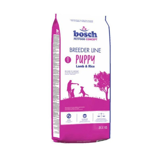 слика од Bosch Breeder Line Puppy Lamb & Rice